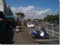ハワイ島ヒロの街