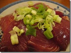 ハワイ島・カツオ丼