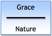 Grace vs Nature