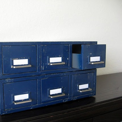 metal storage from hammermann on etsy