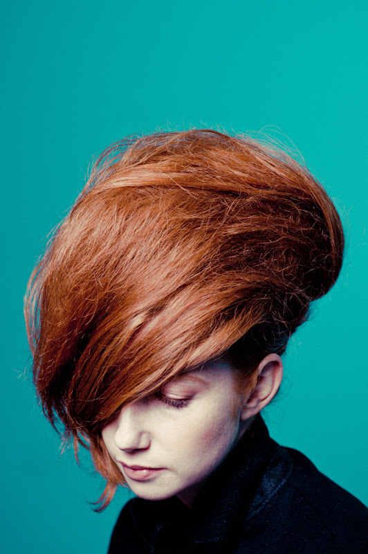 hair by william scott blair, photo by kyle johnson
