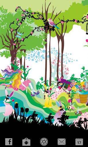 Lovely Florist ライブ壁紙