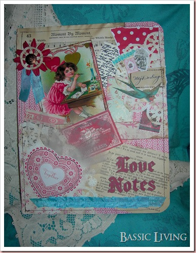 Love Notes Journal 020810 1