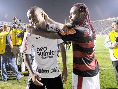 Chora Corinthians - Libertadores
