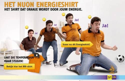 Holanda - Camisa da seleção mudará de cor - Copa do Mundo 2010