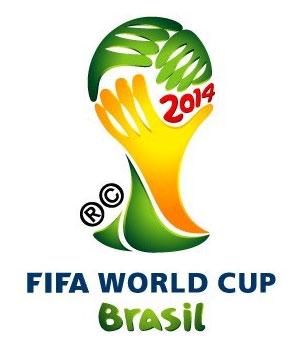 Logo da Copa do Mundo de 2014 do Brasil