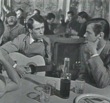 R. Balocco e S. Endrigo in una piola a Torino 1967 - Fonte Wikipedia