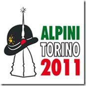 84° adunata alpini Torino 2011 - Logo