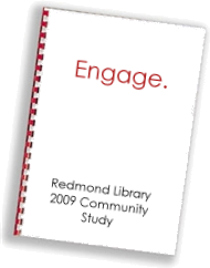 Redmond Library 2009 Community Study