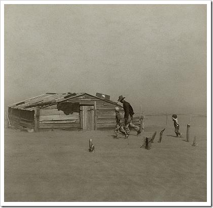 Oklahoma Dust Storm 1936