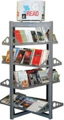 Quick Read bookshelf