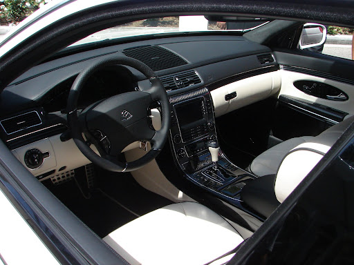 maybach car pictures maybach 57 s interior high class photos. Black Bedroom Furniture Sets. Home Design Ideas