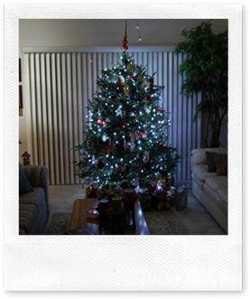 Mama and Jims Christmas Tree