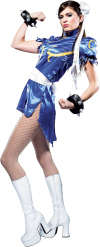 Street Fighter Chun Li Costume