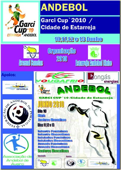 Torneio GARCI CUP 2010_Cidade de Estarreja