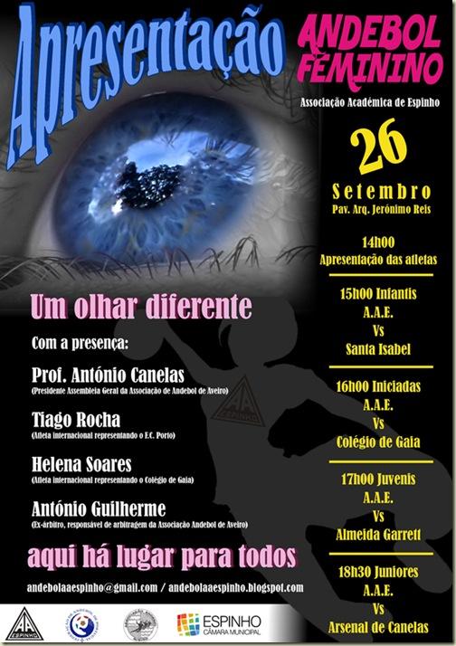 CartazApresentacao2010-aaespinho