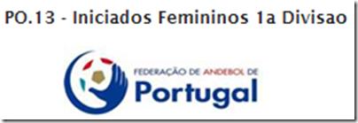 PO13-INIC-FEM 1ºDIVISAO