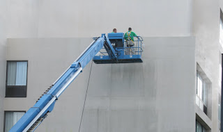 Low Pressure Cleaning Services Bakersfield CA