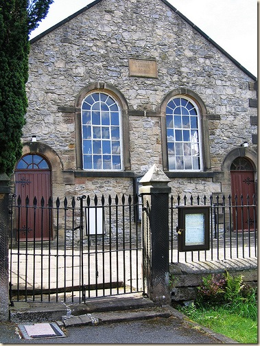 Winster Methodist Chapel