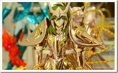 Nuevos Myth Cloth en la 48th Hobby Show - Japón