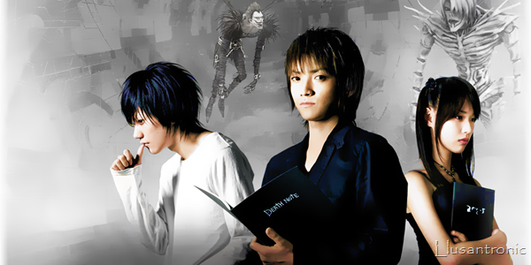 Cinetronic » ¡Death Note Live Action para el 2012!