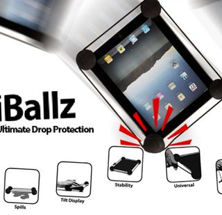 Protege tu iPad/iPad 2 con iBallz