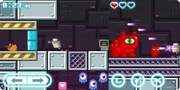 Análisis de Robot Wants Kitty, uno de los mejores juegos de la Appstore