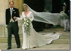 0619 mariage du prince Edward d'Angleterre avec Sophie Rhys-Jones
