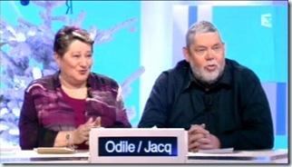 Odile et Jacques