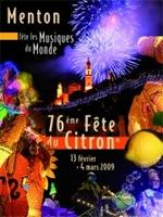 fête des citrons 2009
