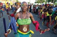 carnaval de port-au-prince