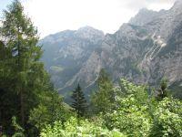 Razgled s planine Okrešelj