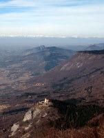 Vitovski hrib in Sveta gora s Sekulaka