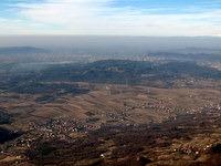 VIpavska dolina s Sekulaka