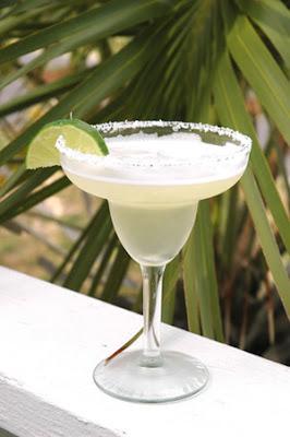 Margarita's taste better abroad / Les margaritas sont meilleures à l'étranger