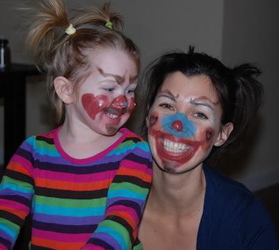clowning around / A faire les clowns