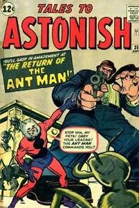 Tales to Astonish 035 - Ant-Man