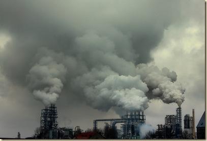 poluição
