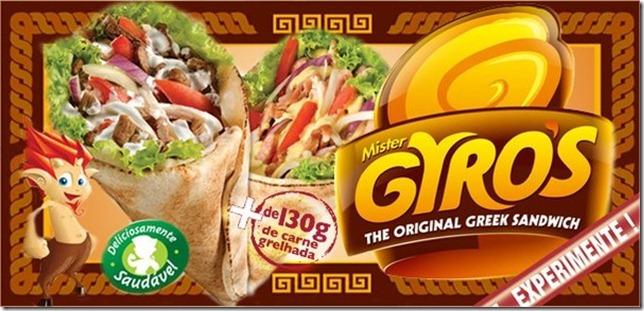 imperdivel gyros grecia greek sandwich
