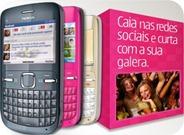 Nokia Brasil Desafio Sociometro
