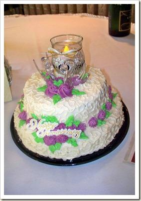 The cake I made