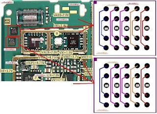 Trik Jumper 3250  Display IC Jumper