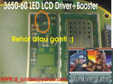 HANDPHONE GSM CDMA: Trik Jumper Nokia 3650