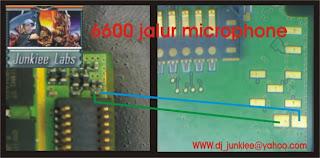Trik Jumper  6600 Microphone