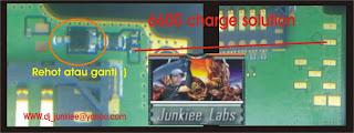 Trik  Jumper 6600 Charge Solution