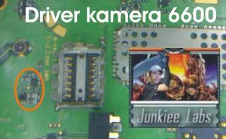Trik Jumper  6600 Kamera