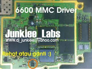Trik Jumper  6600 Driver Mmc