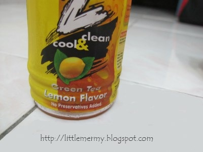 C2 Cool & Clean Green Tea Lemon Flavour