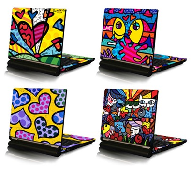 Notebooks Romero Brito
