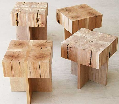 Endgrain-Cross-Stool-01